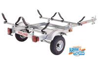 MPG586XV : EcoLight™ 2 Kayak Trailer Package (2 V-Racks). Part# MPG586XV