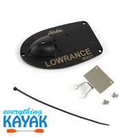 Hobie Lowrance Triple Shot Transducer Mount Kit