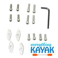YakGear Universal Track Nut and Allen Screw Kit
