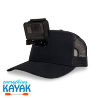 ActionHat Mesh: Curve Bill Black