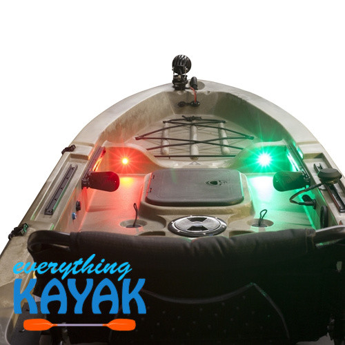 Green Yak Power Complete 2-Piece LED Button Light Kit