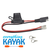 Yak Power Battery Terminal Pigtail (1ft)