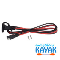 Yak Power - POWER PORT 12v outlet (4ft)