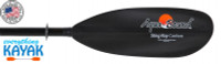 Aqua-Bound Sting Ray Carbon Paddle 2pc Snap