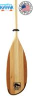 Bending Branches Impression Wood Kayak Paddle