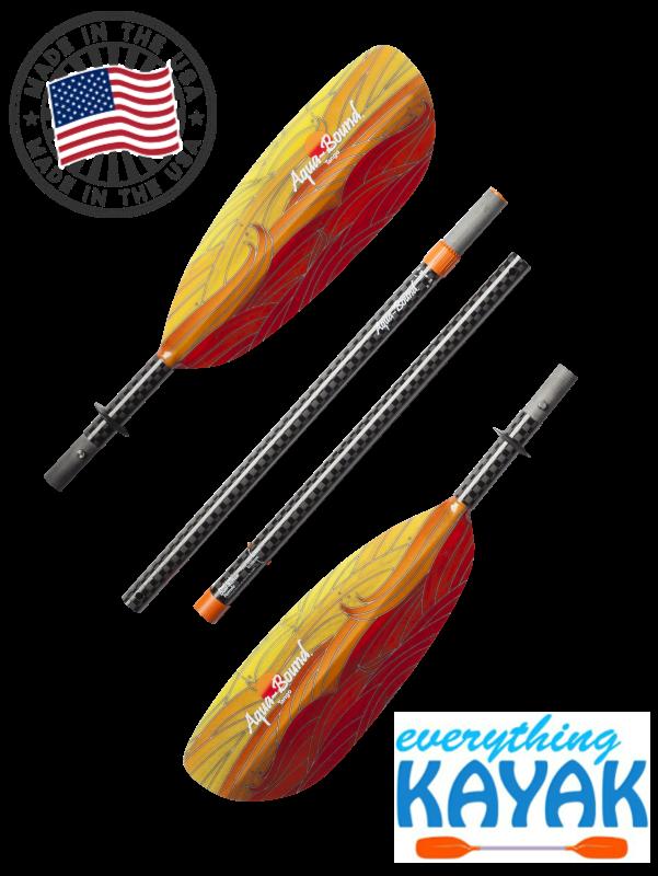 Aqua-Bound Tango Fiberglass 4pc Fuego
