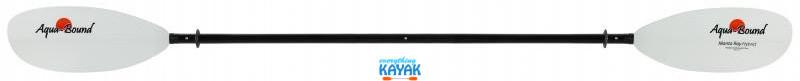 Aqua-Bound Manta Ray Hybrid 4pc Snap Button Paddle