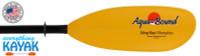 Aqua-Bound Sting Ray Fiberglass Paddles