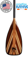 Bending Branches Sunburst Canoe Paddles