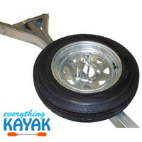 Everything Kayak Malone Kayak Trailer Accessories Malone Kayak trailer Spare Locking Tire kayak Mississippi