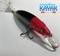 Overcast Lure Co Emerald Minnow Lure   Everything Kayak