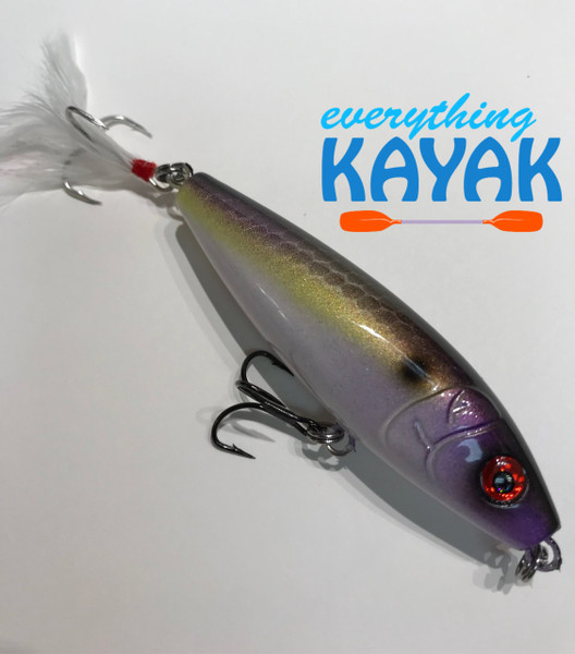 Overcast Lure Co Hogzilla | Everything Kayak