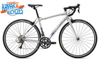 Liv Avail 3 (2020) - Silver | Everything Kayak & Bicycles