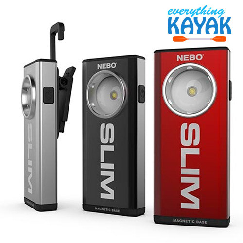 Nebo Slim Rechargeable Pocket Light | Everything Kayak