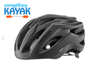 Giant Rev Comp Helmet - Matte Black | Everything Kayak