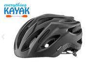 Giant Rev Comp Helmet - Matte Black | Everything Kayak