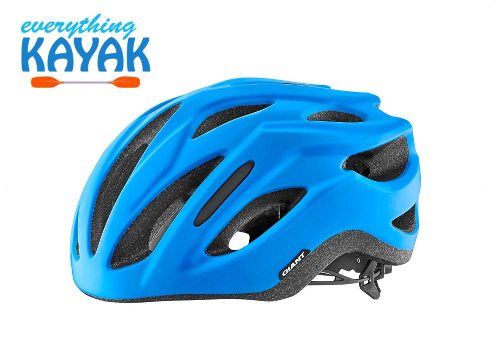 Giant Rev Comp Helmet - Matte Blue | Everything Kayak