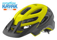 Giant Roost Helmet - Matte Yellow | Everything Kayak