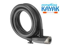 Giant Surelock Flex Key Coil 12 Cable Lock | Everything Kayak