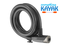 Giant Surelock Flex Key Coil 12 Cable Lock | Everything Kayak