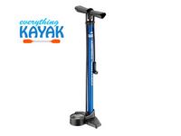 Giant Control Tower 2 Floor Pump - Blue | Everything Kayak