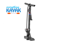Giant Control Tower 3 Floor Pump - Black | Everything Kayak