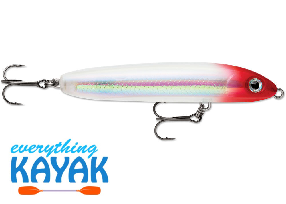 Rapala Skitter V 10 - Red Ghost | Everything Kayak