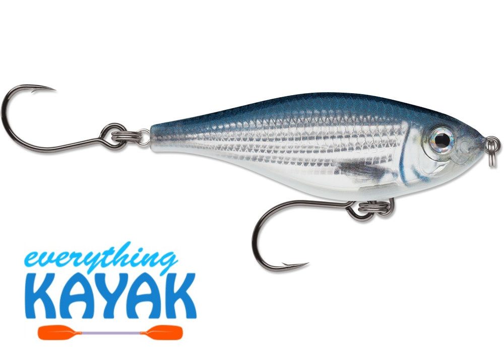 Rapala X-Rap Twitchin' Mullet - Pinfish | Everything Kayak
