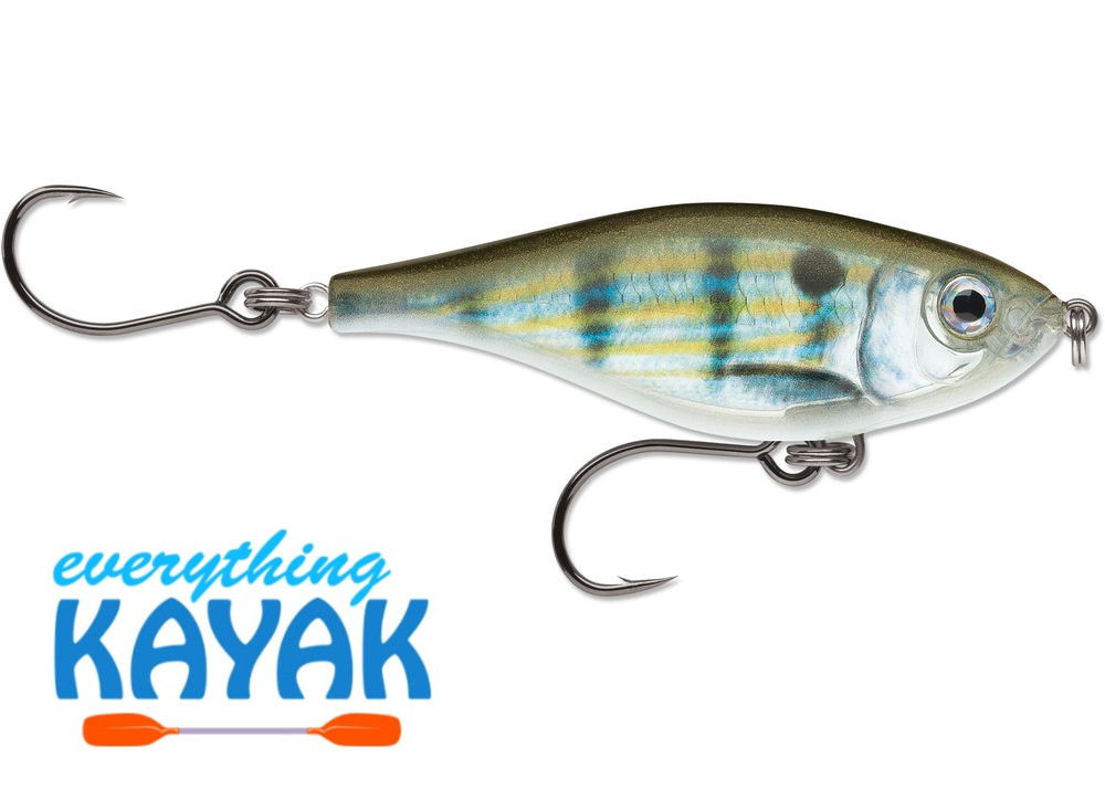 Rapala X-Rap Twitchin' Mullet - Mullet | Everything Kayak