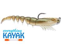 """Rapala 4"""" Shrimp Jig - Arkansas Glow   Everything Kayak"""
