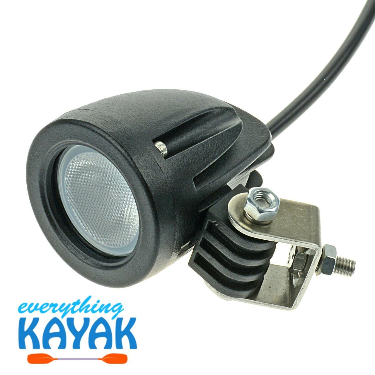 Marine Lane Blaster LED Trolling Motor Headlight | Everything Kayak