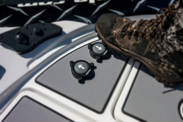 Power Pole Wireless Foot Switch Kit | Everything Kayak