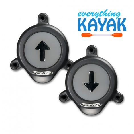 Power Pole Wireless Foot Switch Kit | Everything Kayak