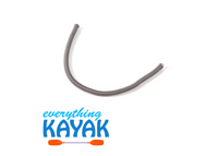 "Hobie 1/4"" Silver Shock cord 