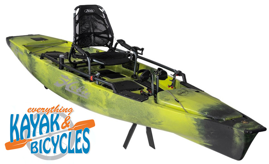 Hobie Mirage Pro Angler 14 with 360 Drive | Everything Kayak & Bicycle