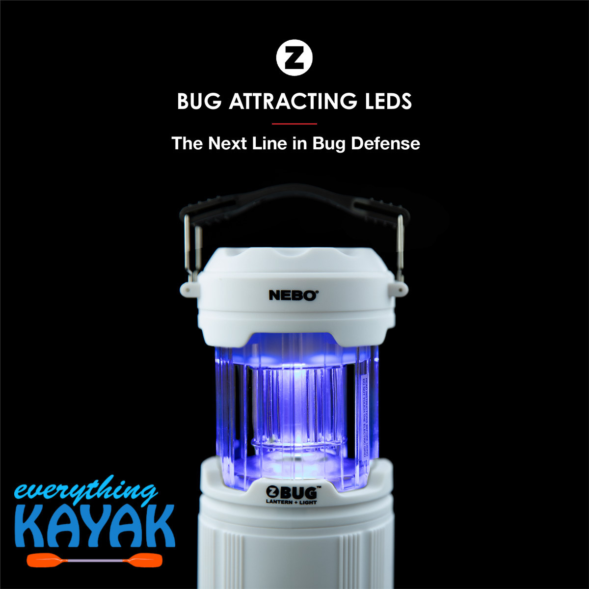 Nebo Z Bug Light | Everything Kayak & Bicycles