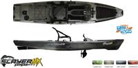 Native Slayer Propel 12.5 Max - Grey Goose | Everything Kayak & Bicycles