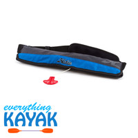 Pfd Belt Pack Inflatable - blue | Everything Kayak & Bicycles