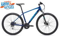 2020 Giant Roam 3 DISC - Navy | Everything Kayak & Bicycles