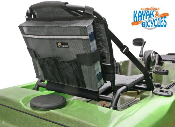 Native Seat Back Tackle Storage