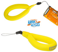 Chums Waterproof camera Float Yellow