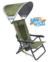 GCI Outdoor Sunshade Backpack Event Chair