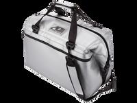 AO Cooler 24 Pack Carbon Cooler (Silver)
