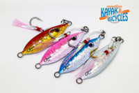 Catch Fishing Pro The Boss Slow Pitch Jig 80g,  snapper, kingfish and other species