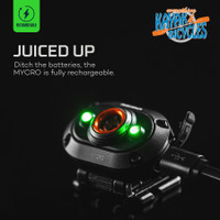 Nebo Mycro Headlamp & Cap Light