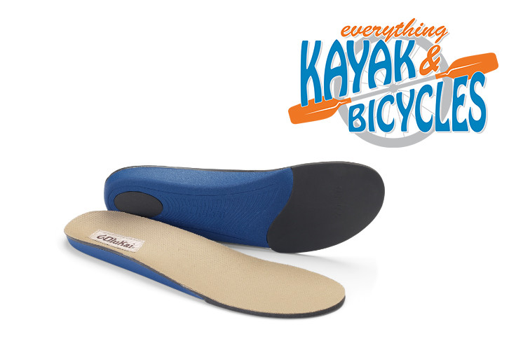 FOOTBED Dual-density anatomical PU footbed with a polyurethane gel insert. Soft, quick-drying jersey knit or single layer mesh footbed cover for maximum comfort and breathability. Removable and washable.