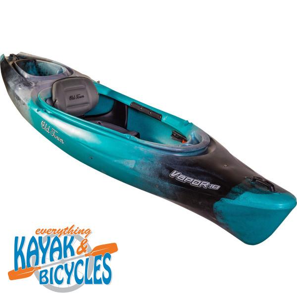Old Town Vapor 10 Kayak In Photic