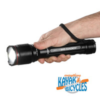 Nebo Big Daddy- Brightest Tactical Flashlight powered by alkaline batteries