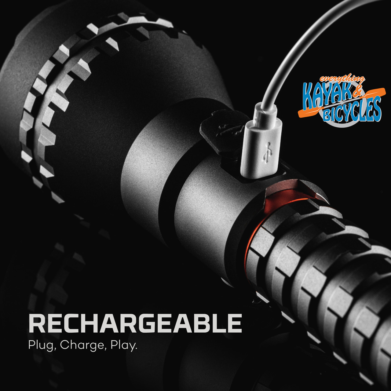 USB-C Rechargeable