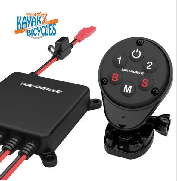 Yak Power Five Circut Wireless Digital Switching System